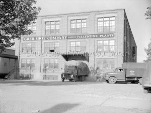 Greb Shoe Company, 1956